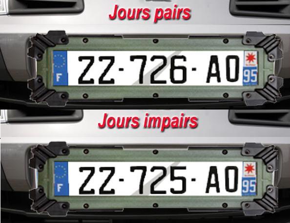 Numero de plaque immatriculation automobile garage for Garage plaque d immatriculation