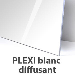 panneau plexiglas blanc automobile garage si ge auto. Black Bedroom Furniture Sets. Home Design Ideas