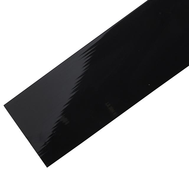 plaque pvc noir brillant automobile garage si ge auto. Black Bedroom Furniture Sets. Home Design Ideas