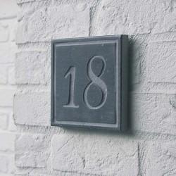 plaque numero automobile garage si ge auto. Black Bedroom Furniture Sets. Home Design Ideas
