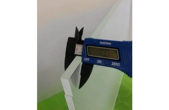 Plaque plexiglass 10mm