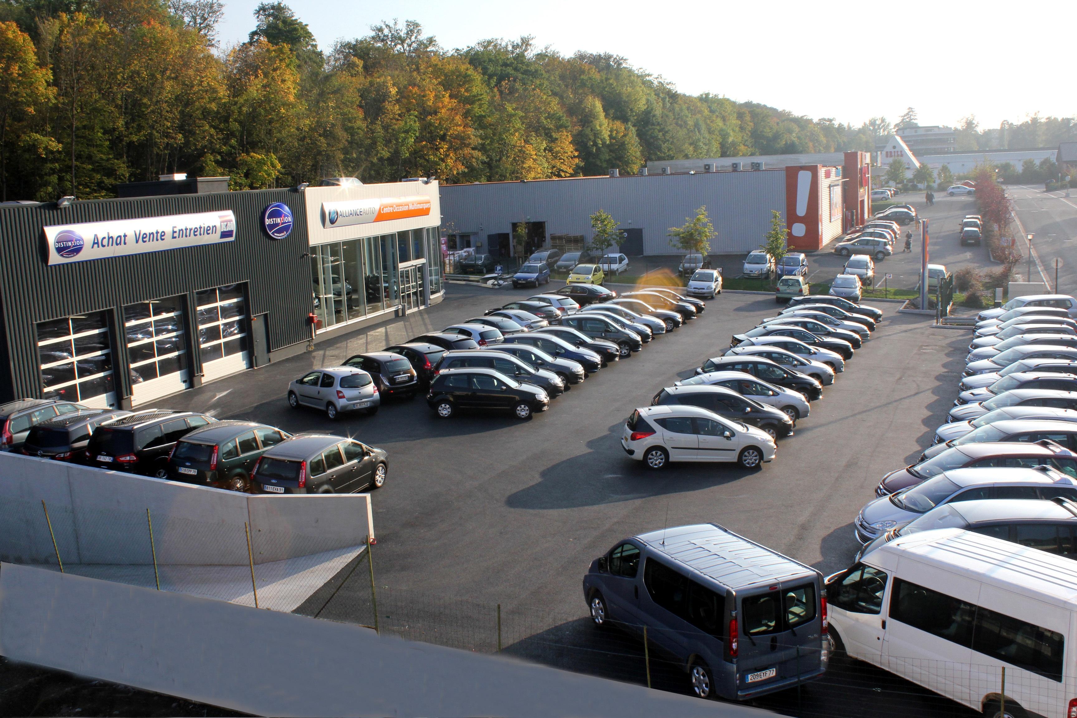 Vente de voiture garage occasion automobile garage for Vente de voiture garage
