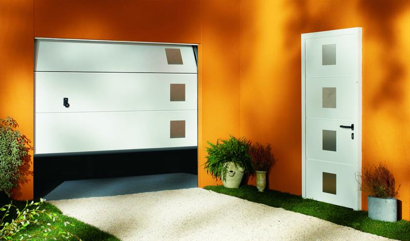 pose porte de garage lapeyre automobile garage si ge auto. Black Bedroom Furniture Sets. Home Design Ideas