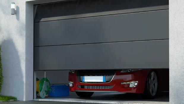 Marque porte de garage lapeyre