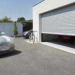 Porte de garage enroulable somfy prix