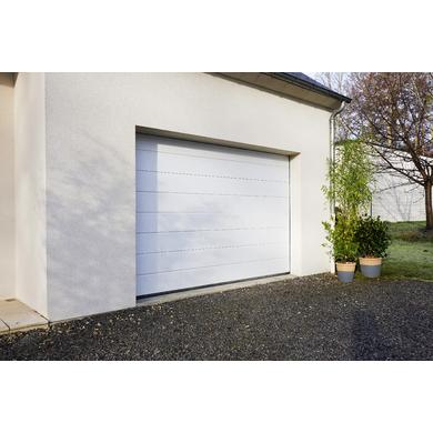 porte de garage sectionnelle oregon lapeyre automobile garage si ge auto. Black Bedroom Furniture Sets. Home Design Ideas
