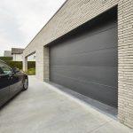 Porte de garage sectionnelle winsol